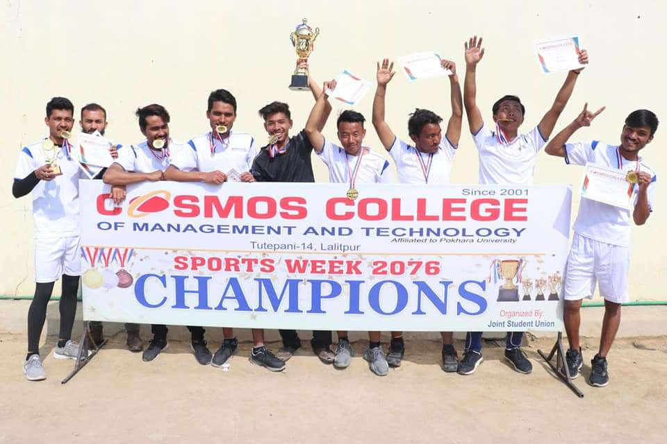 Cosmos College of Management and Technology