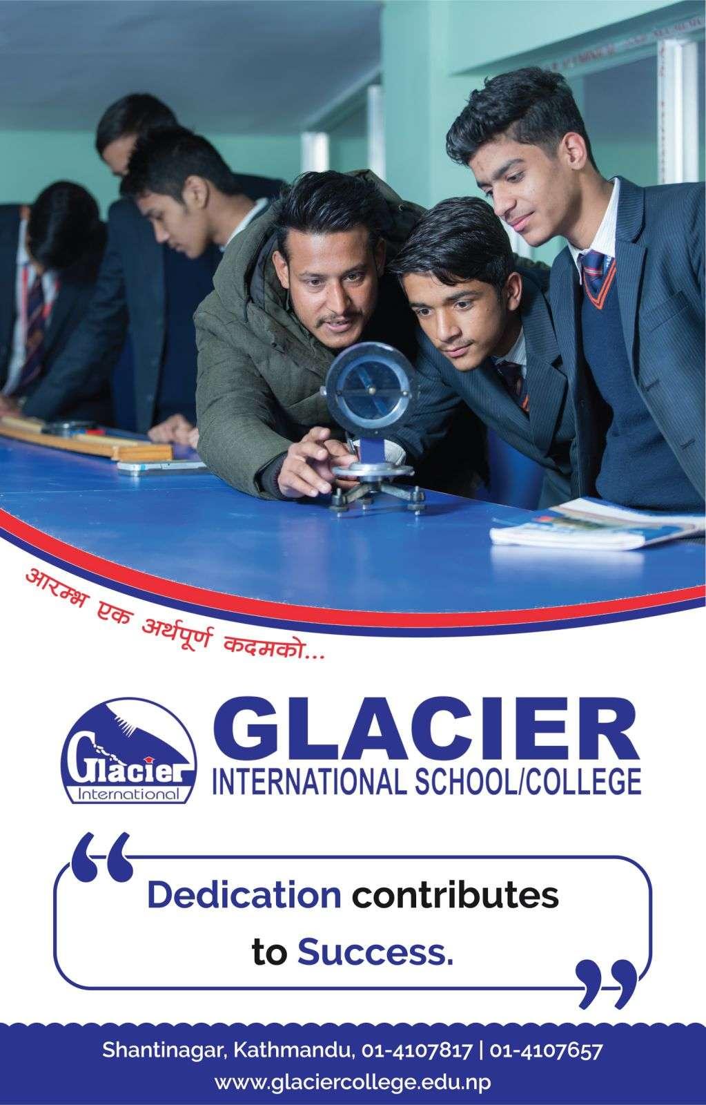 Glacier International School/College