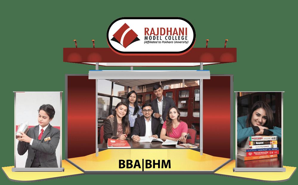 Rajdhani Model College