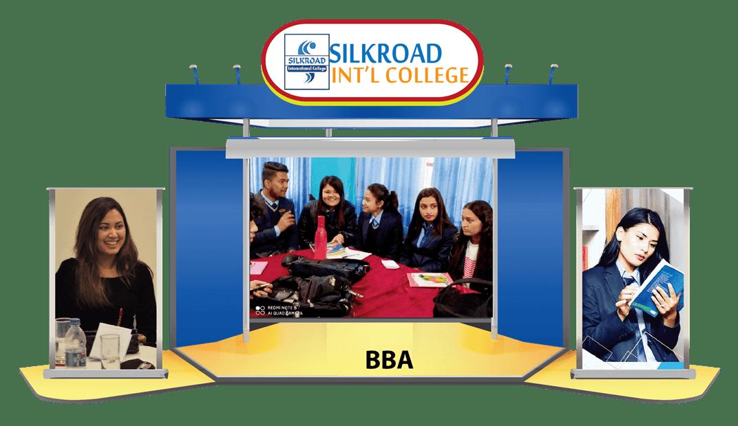Silkroad International College