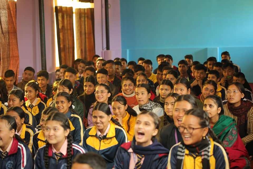 Swarnim Sagarmatha College