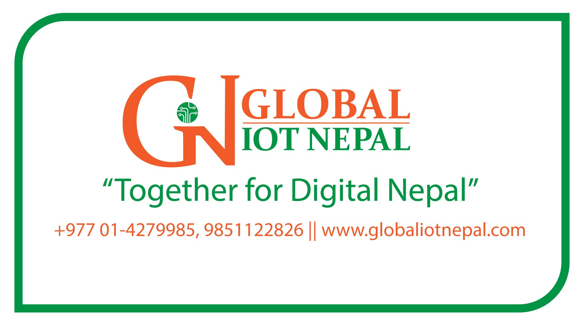 Global IOT Nepal