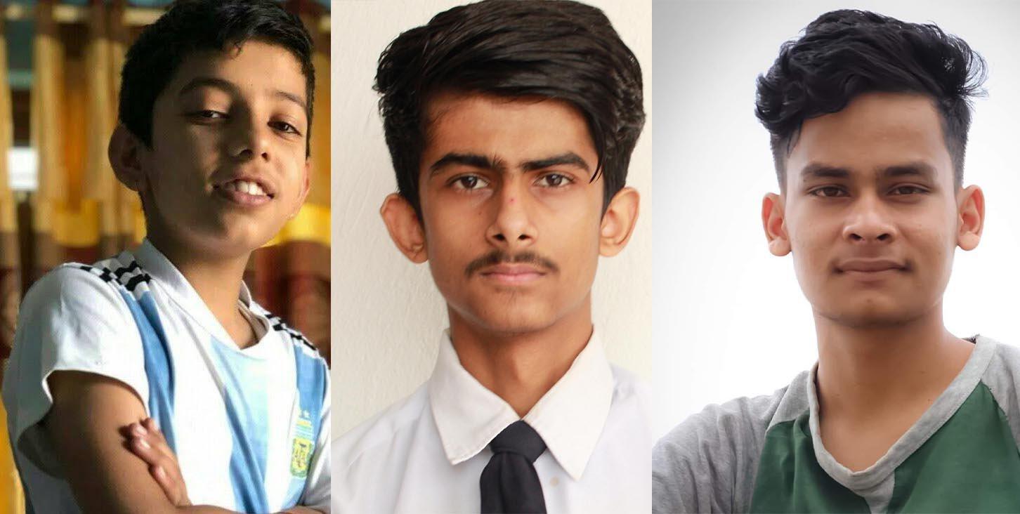 Yubraj Panthi from New Horizon School embraced the title of Nepal School Mela Online Quiz