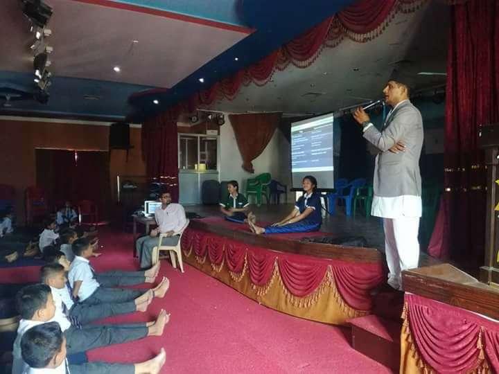Bagmati Boarding Secondary School