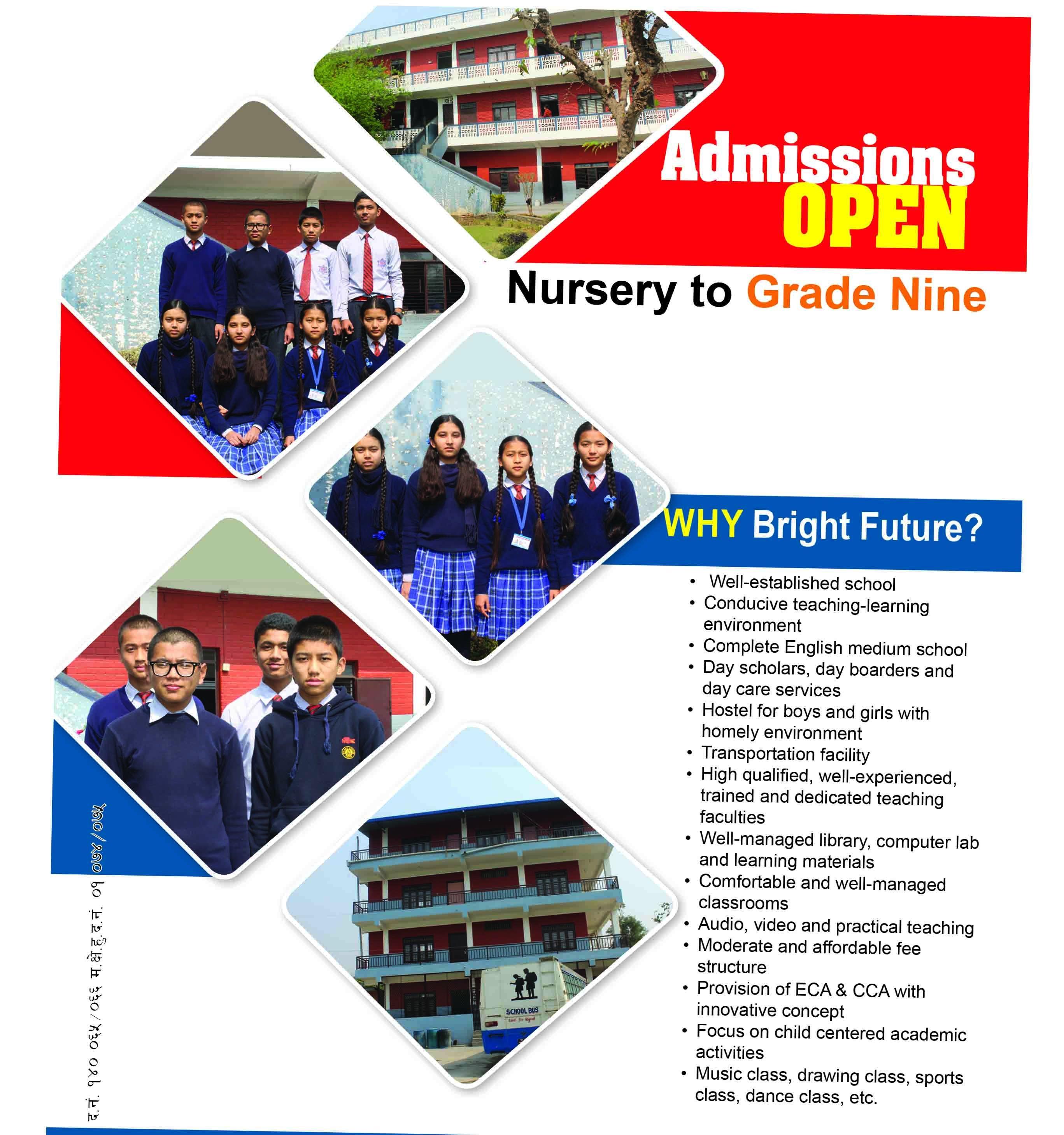 Bright Future English School