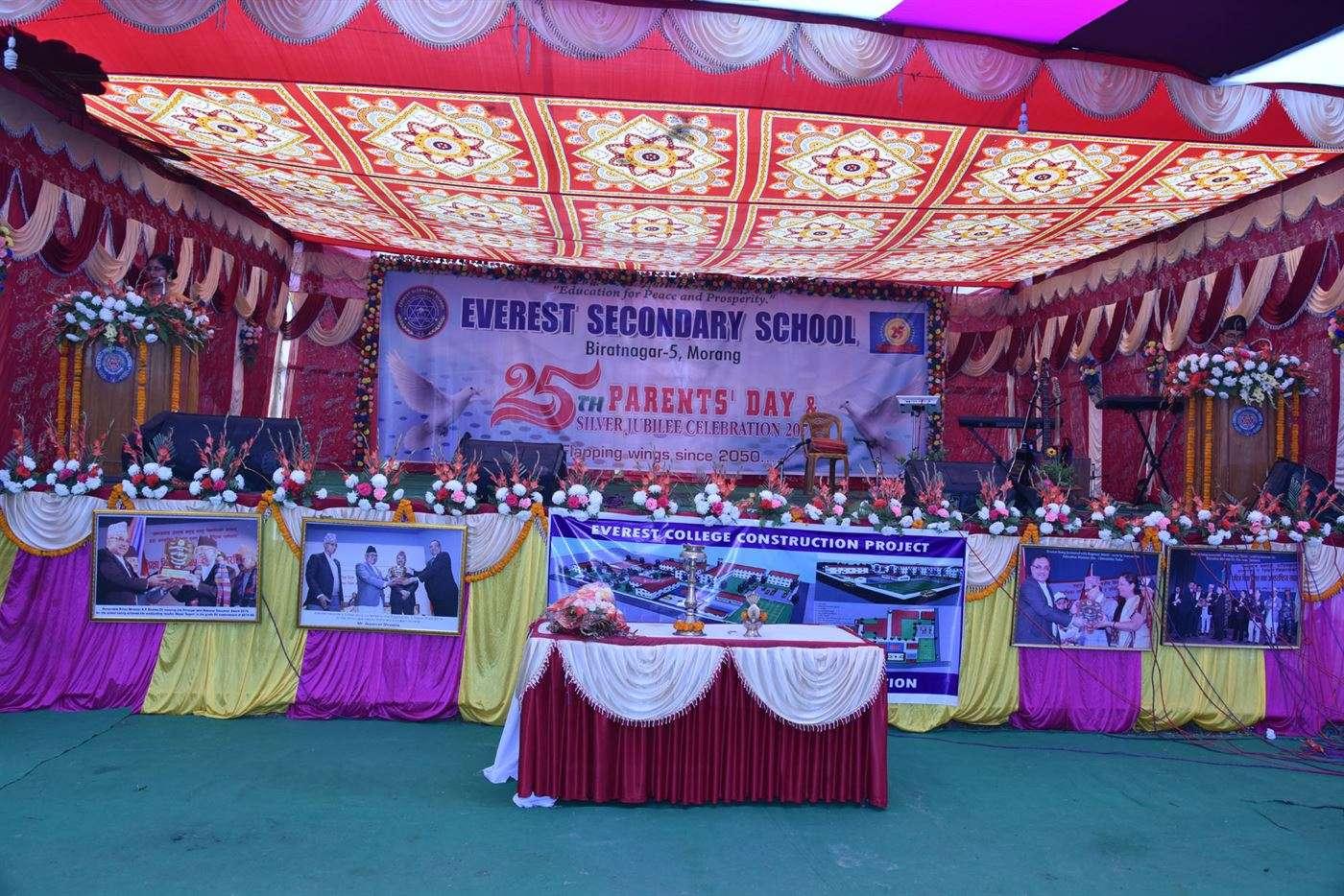 Everest Secondary School