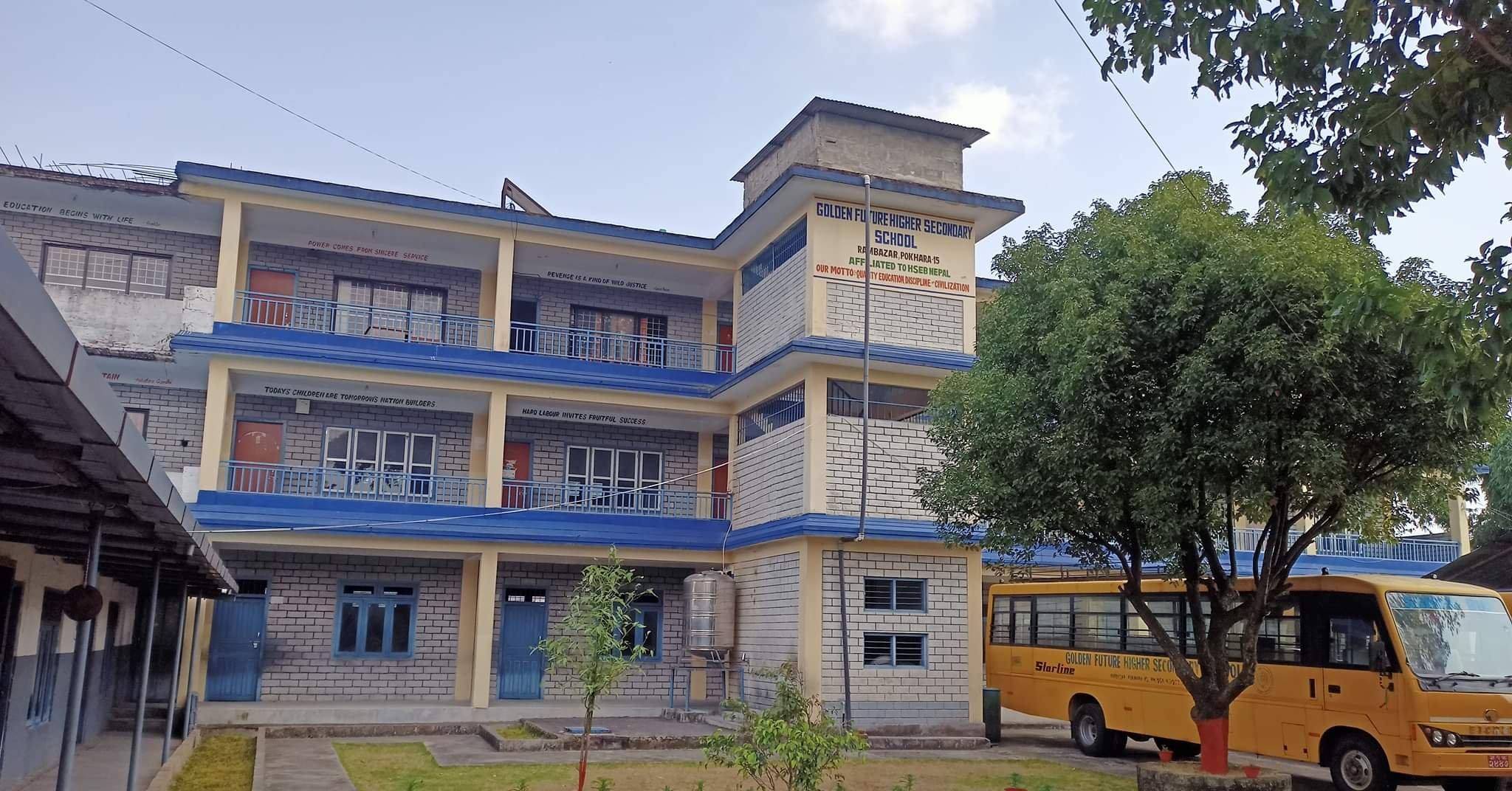 Golden Future Boarding School