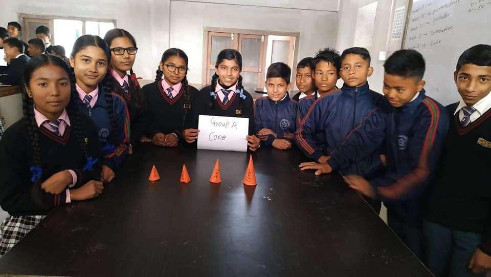 GORKHA MODEL SECONDARY SCHOOL