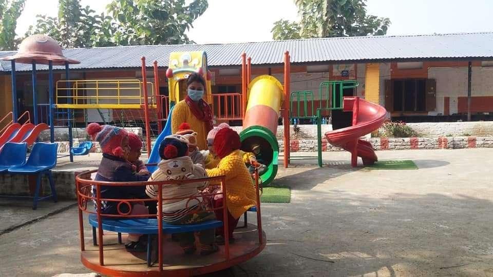 GORKHA SECONDARY SCHOOL