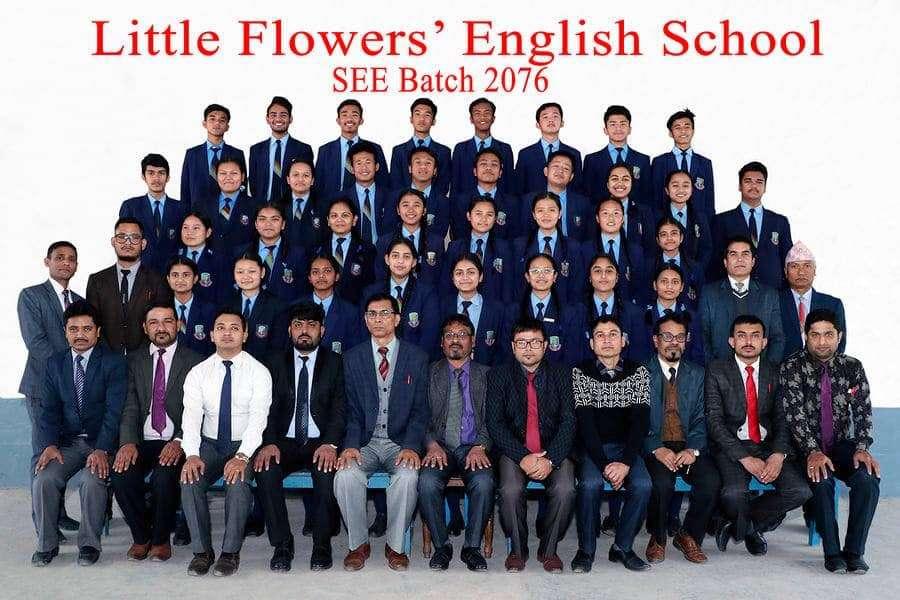 Little Flowers' English School