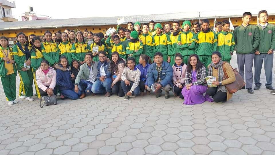 Mari Gold English Boarding School
