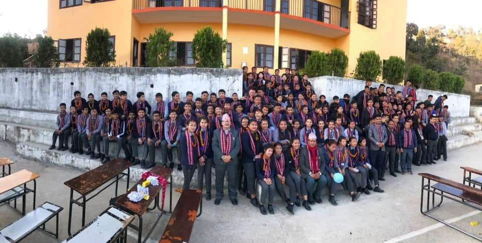 New Horizon English Boarding Secondary School
