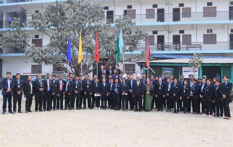 Sagarmatha Secondary School
