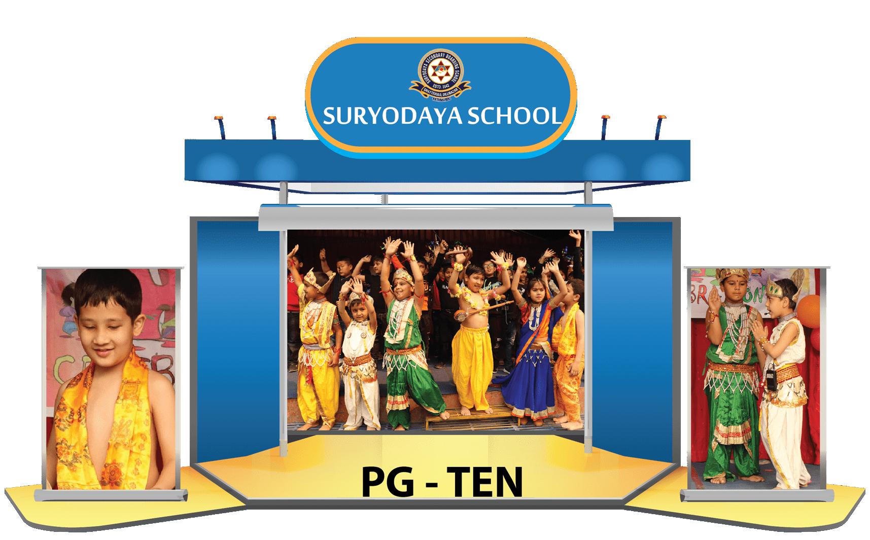 Suryodaya Secondary Boarding School
