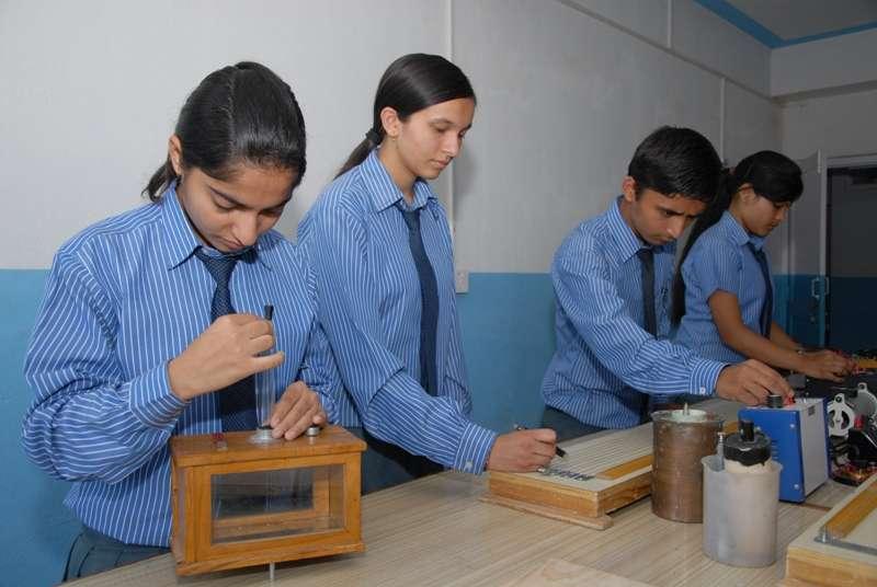 Srijana Secondary School