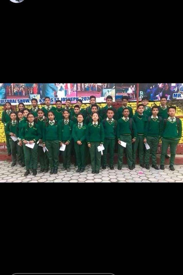 St.Joseph English Secondary School