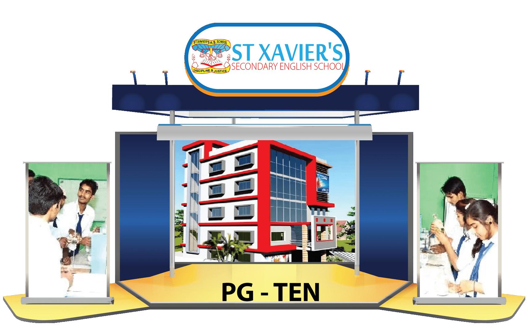 St Xavier's Secondary  English  School