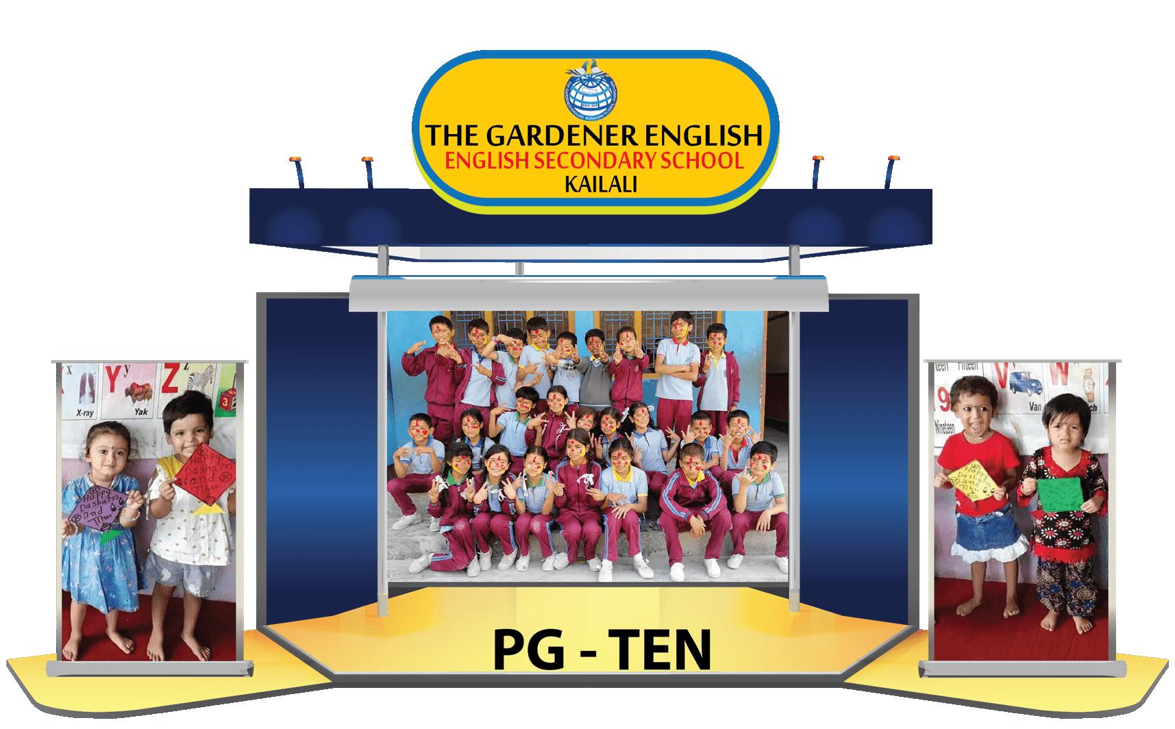 The Gardener English Boarding School