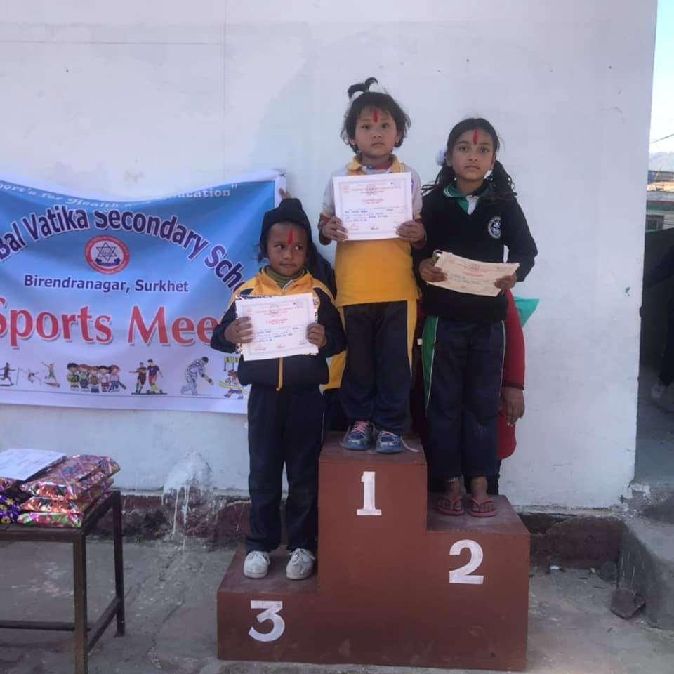 Usha Bal Vatika Secondary School