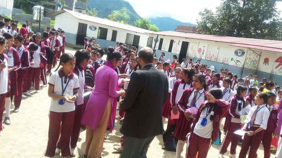 Valley English Secondary School