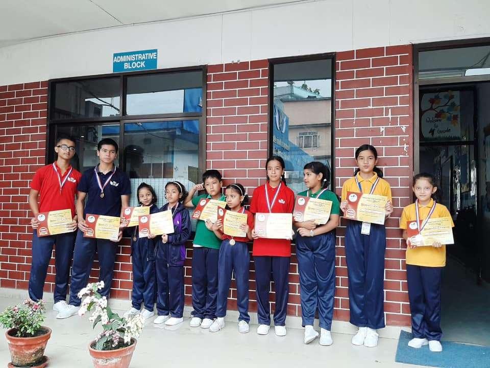 Himalayan White House World School