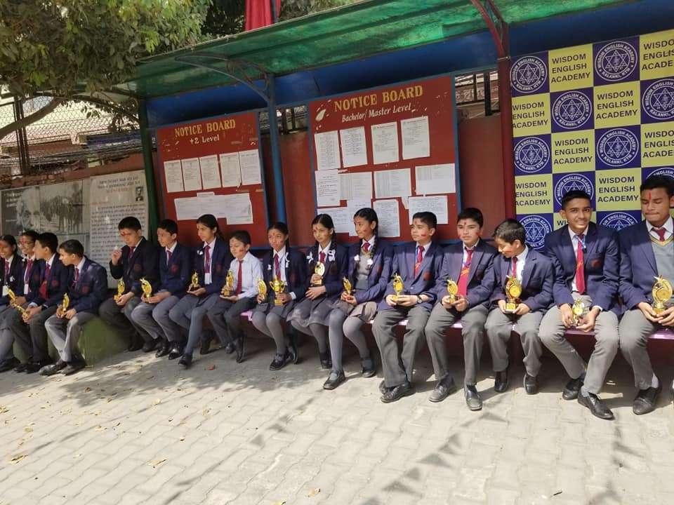 Wisdom English Academy