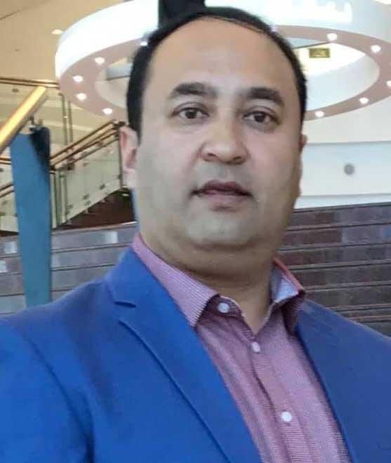 Surya Bahadur Adhikari