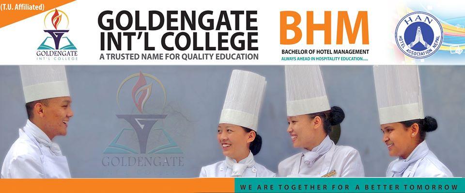 GoldenGate International College