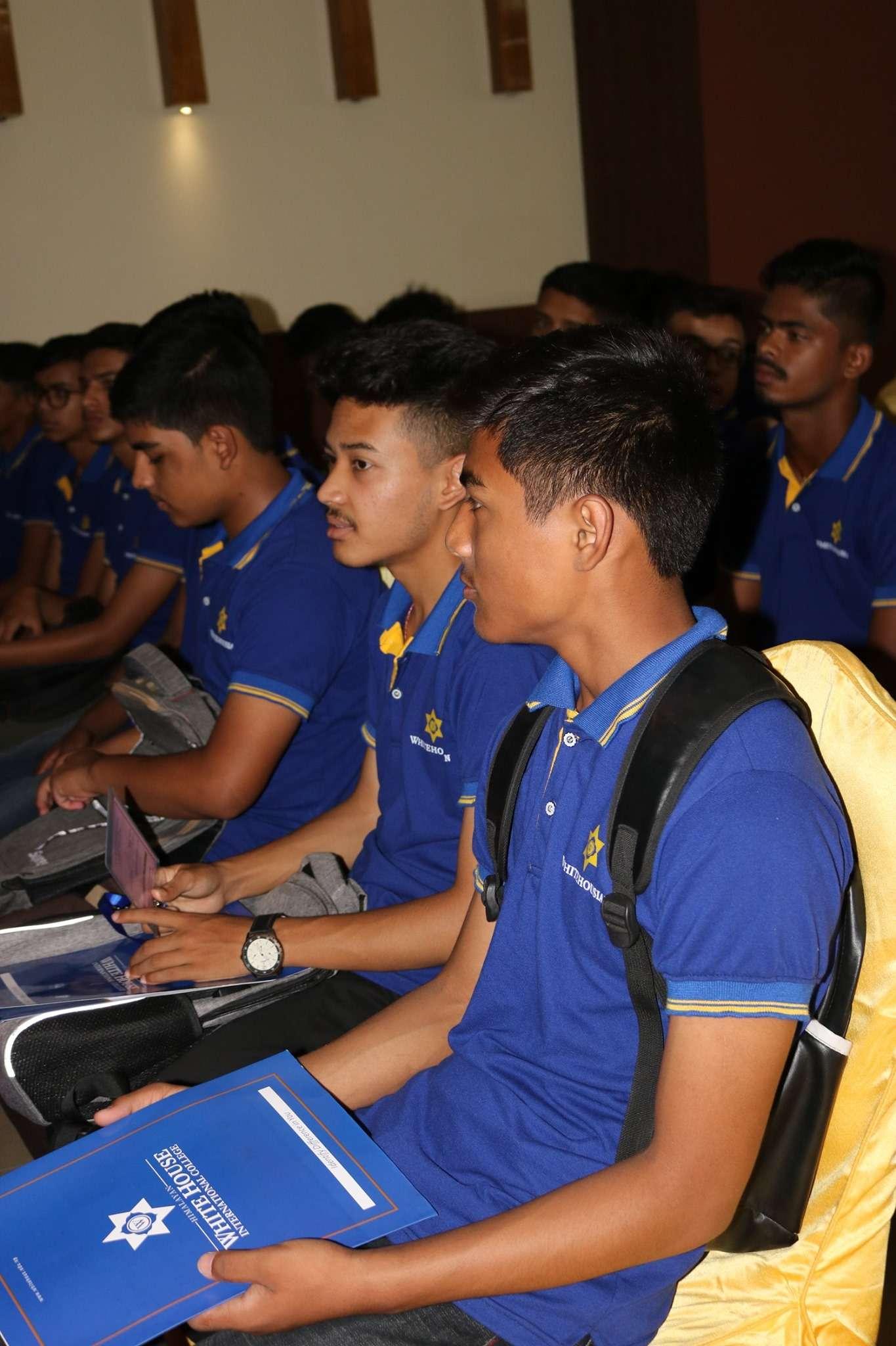 Himalayan WhiteHouse International College