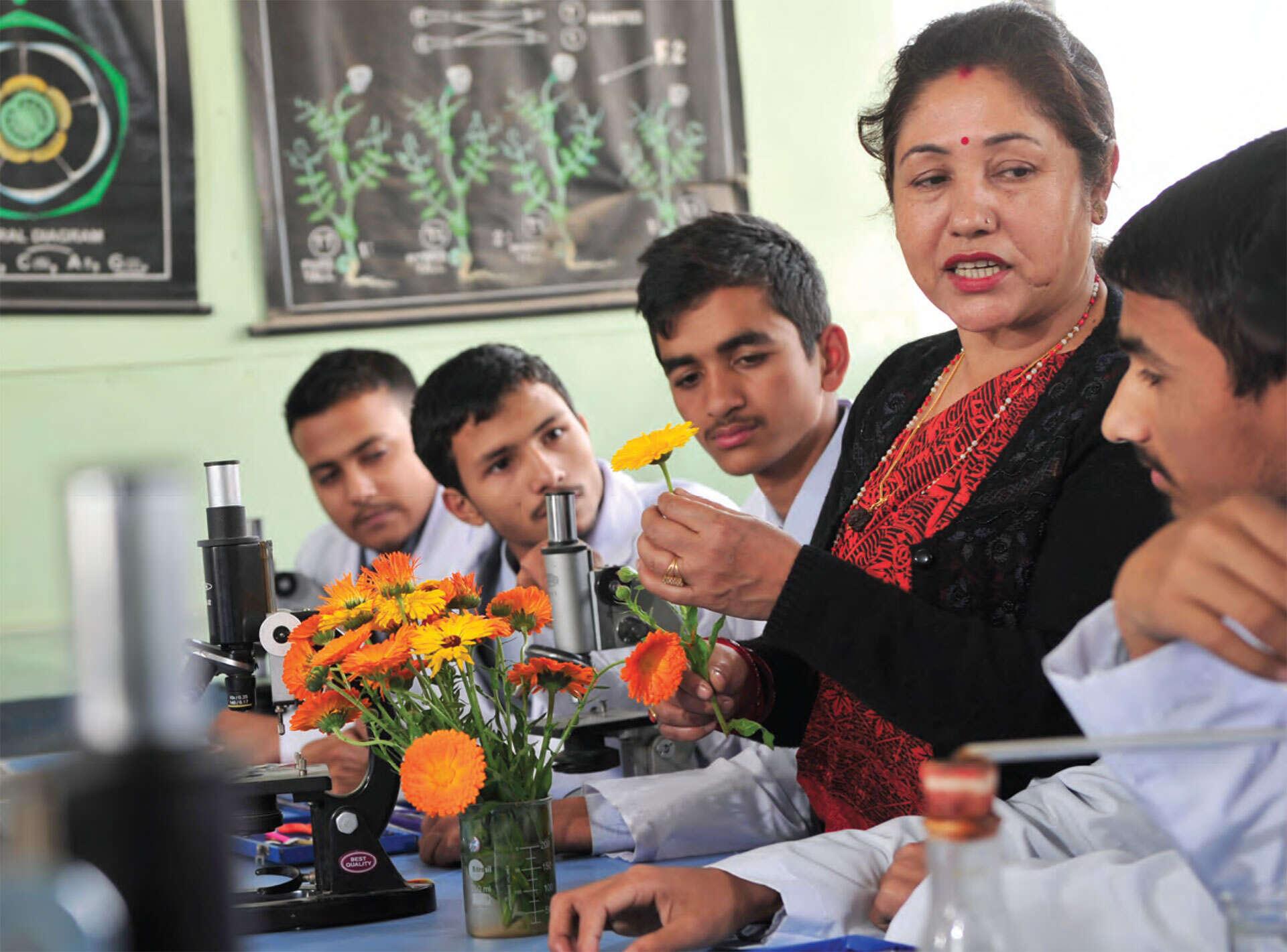 Kathmandu BernHardt School & College