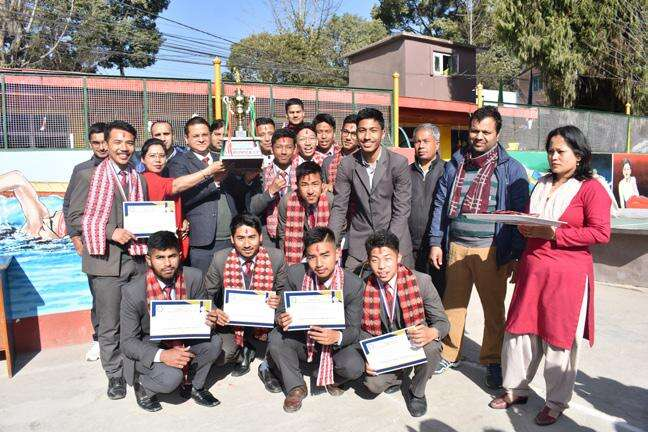 Kathmandu Valley School and College