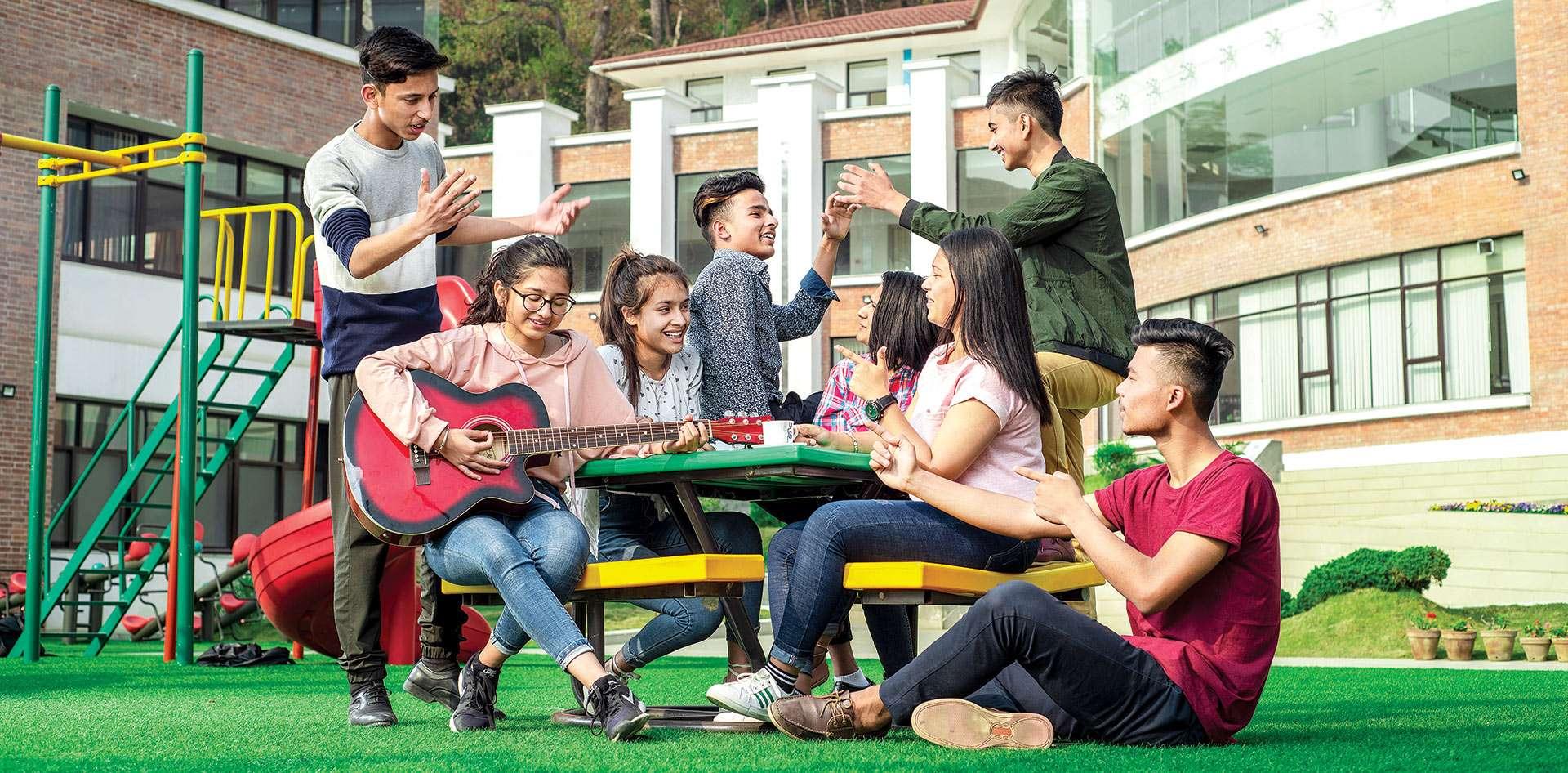 Kathmandu World School