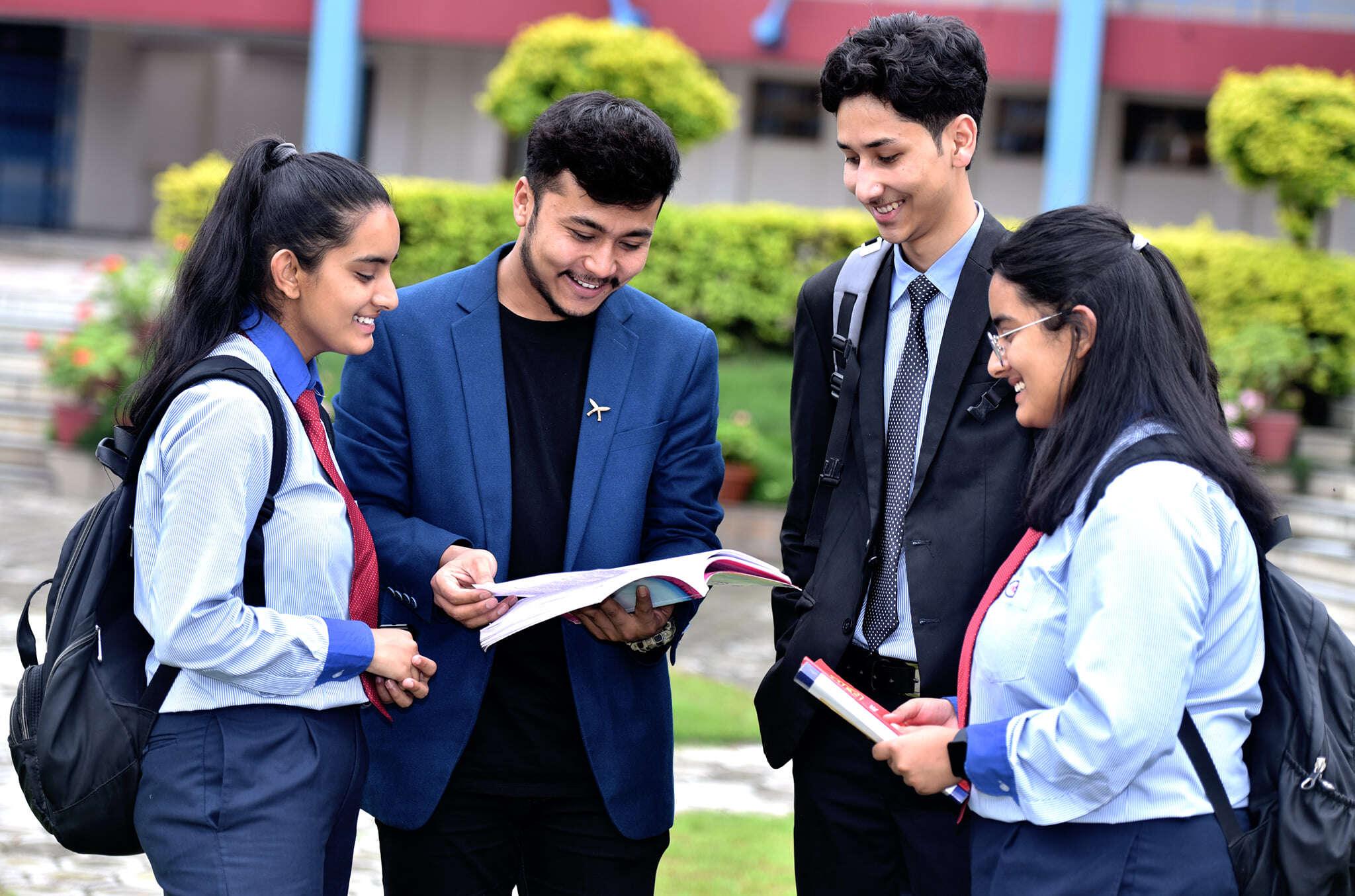 Kathmandu Model Secondary School
