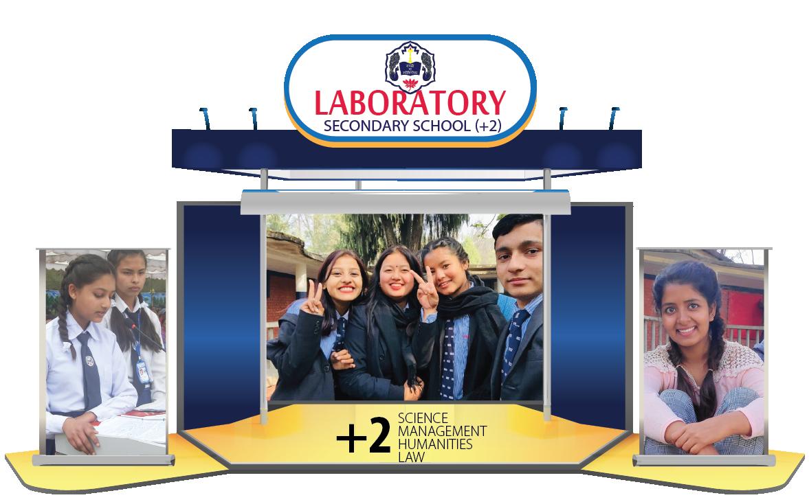 Laboratory Secondary School (+2)