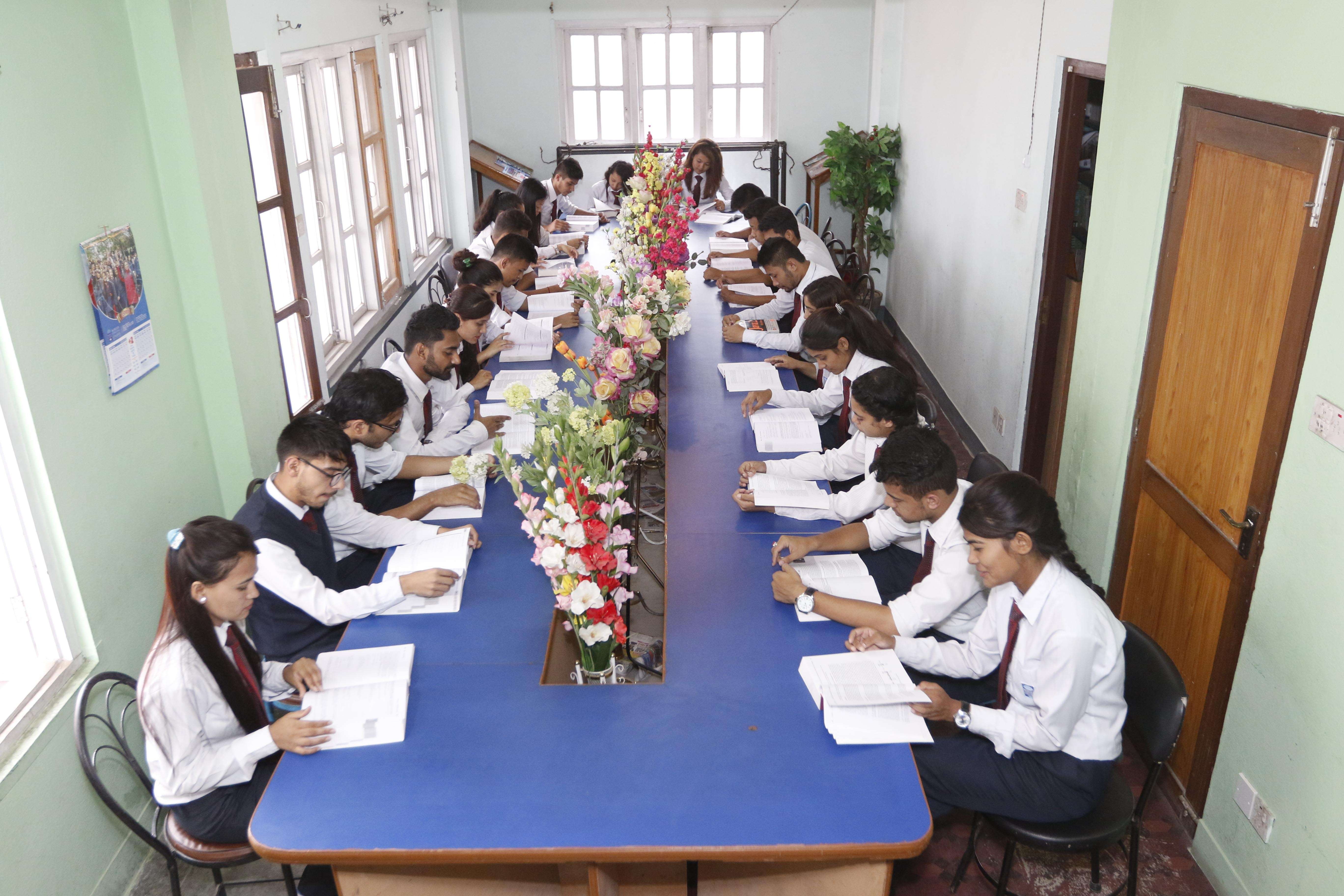 Morgan International College