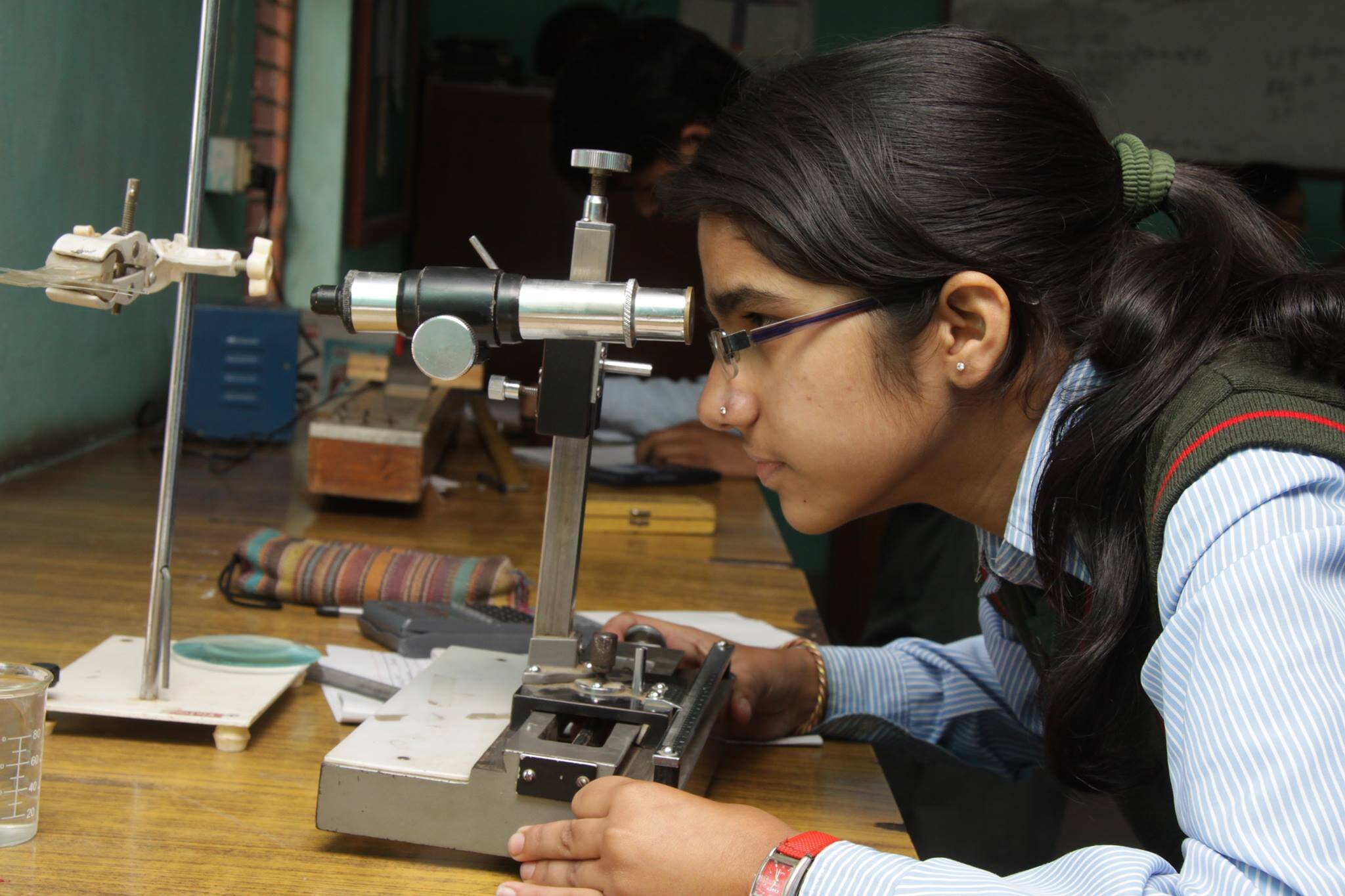 National School of Sciences-NIST