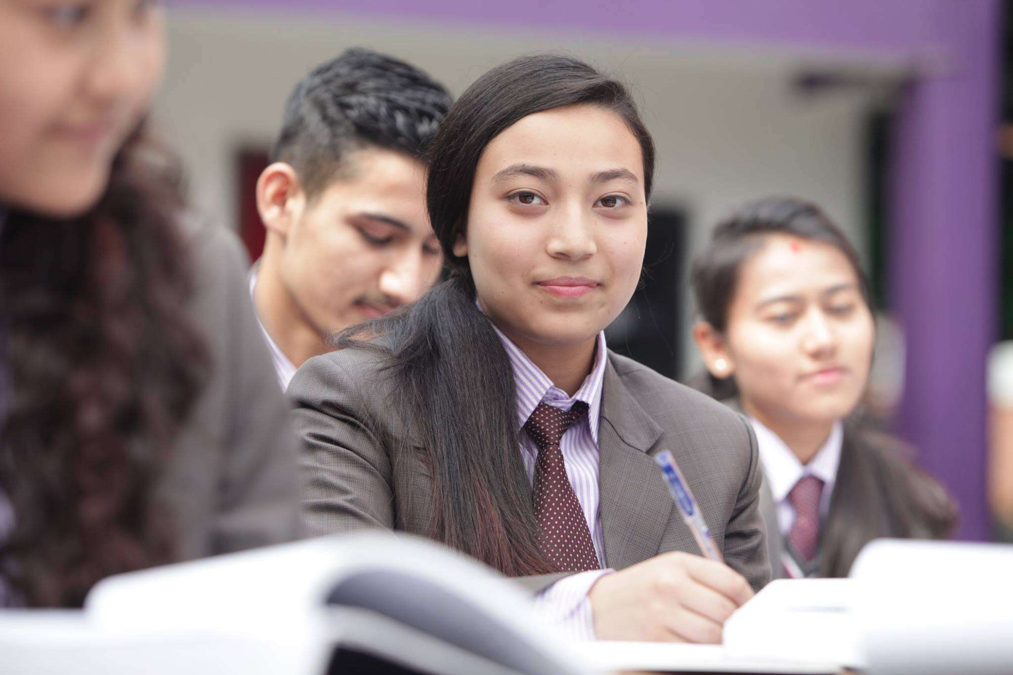 Omega Int'l Secondary School/College
