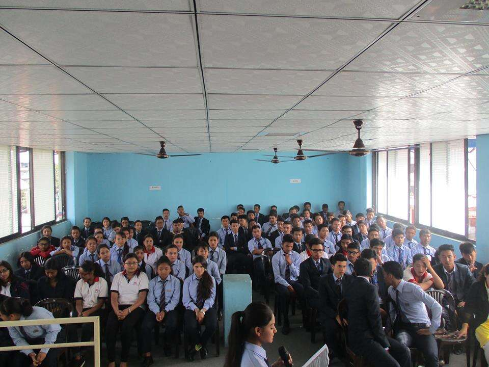 Oxbridge International School/College