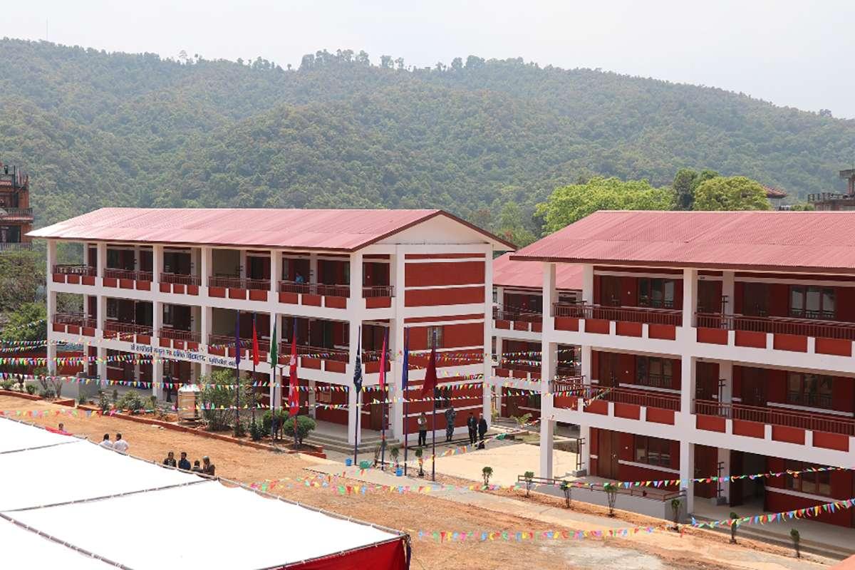 Sanjiwani Model Secondary School