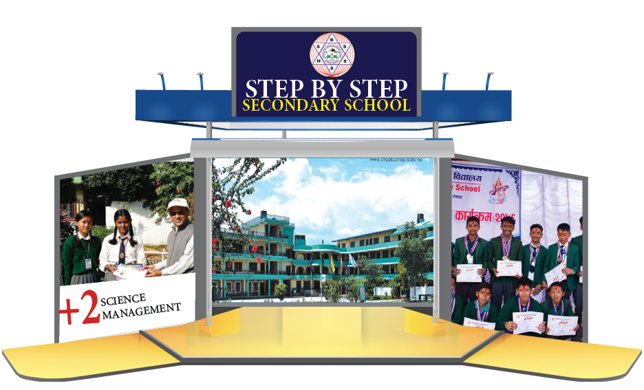 Step By Step Secondary School